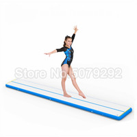 Hot Sale Fittness Equipment 300cm*40cm*20cm Inflatable Air Balance Beam For Training Home Use Inflatable Wate Air Beam Cheap