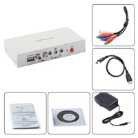 Relliance HDMI HD Game Movie Video Capture Box Support Remote Control HDCP Decoding Resolution 1080P