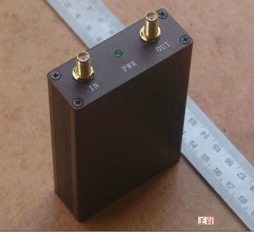 138 MHz-4.4 GHz USB SMA source de signal/générateur de signal/analyseur de spectre simple