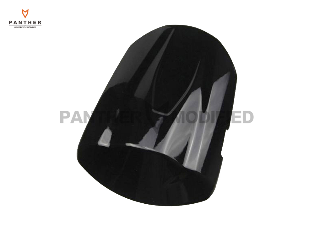 Black Motorcycles Rear Seat Cover Cowl Moto Seat Cover