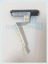 ของแท้ใหม่สำหรับHP ENVY 15 15 j105tx 15 jแล็ปท็อปDW15 6017B0416801 SATA Hard Drive HDD Connector Flex Cable