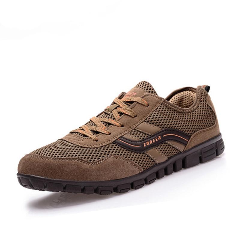 font b Men b font Shoes Summer Sapatos Casual Outdoor Fahsion Quality Amphibious Shoes Brand