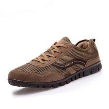 Men Shoes Summer Sapatos Casual Outdoor Fahsion Quality Amphibious Shoes Brand Breathable For Mens Shoes Plus