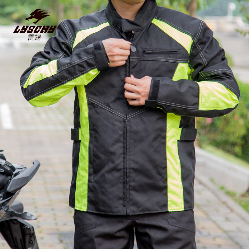 Men's Motorcycle Jackets Motocross Riding Equipment Gear Knight Protective Gear Jacket Motorbike Moto Dirt Bike Offroad Cloth riding tribe men s motorcycle bikes slimming protective armor jackets motocross breathable cycling suits clothes with 6 pads
