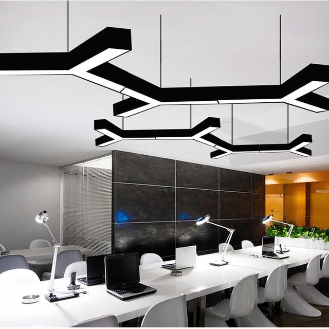 Human form LED Pendant Lights for home lighting modern Iron Acrylic pendant lamps for restaurants Hotel Bedroom living room