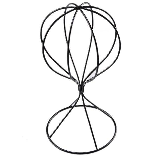 Online Shop Hipsteen Freestanding Wire Ball Hat Stand Cap Wig Holder