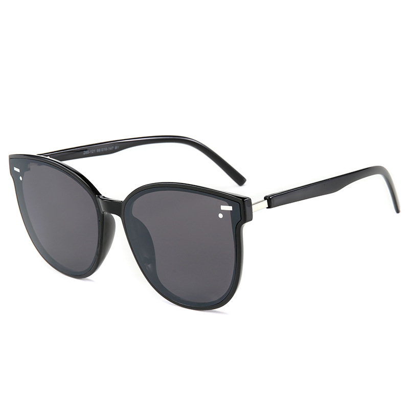 2019 Fashion Cool Round Style Gradient Sunglasses Men/Momen Brand Design Driving Cheap Vintage Sun Glasses Oculos De Sol