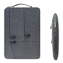2016 Nouvelle Arrivée Gearmax Ordinateur Portable Sac 13.3 pour MacBook Pro Air 13 Retina Hommes Ordinateur Portable Housse de 11.6 12 funda portatil 15