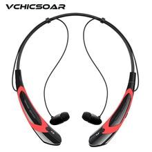 VCHICSOAR HBS 760 Wireless Bluetooth Headphones Bluetooth 4 0 Running Sports Stereo In Ear Earphones Headsets