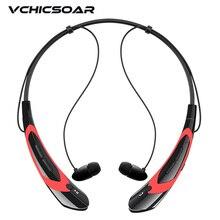 VCHICSOAR HBS-760 Wireless Bluetooth Headphones Bluetooth 4.0 Running Sports Stereo In-Ear Earphones Headsets for iPhone Samsung