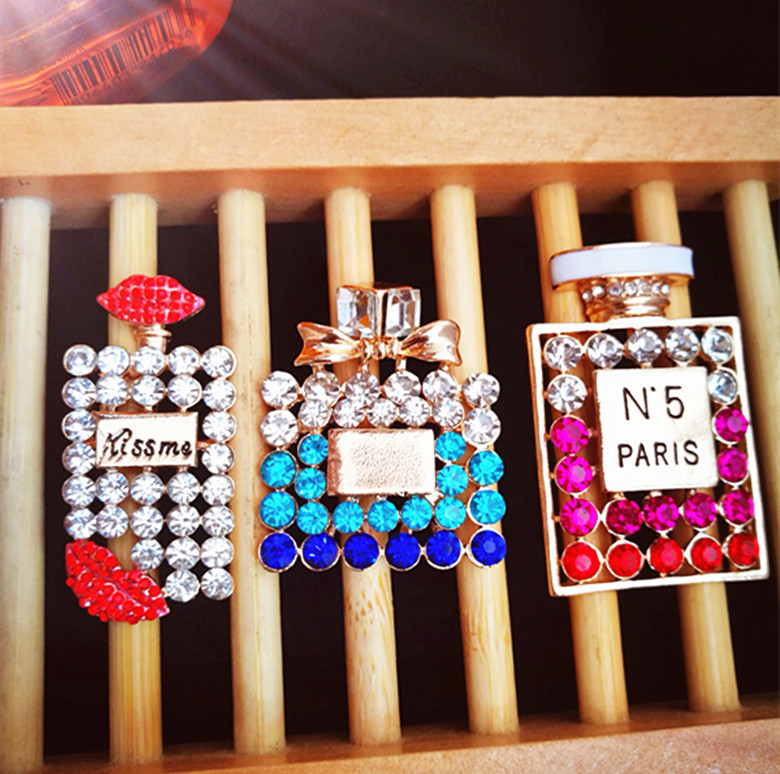 Detail Feedback Questions about 6pcs per lot Alloy Crystal color Rhinestone  Perfume Cell Phone Case DIY Decoration on Aliexpress.com  30426e481387