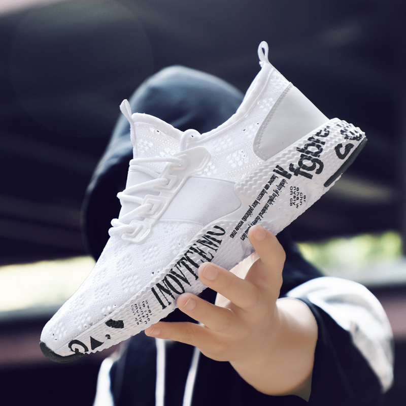 Original Shoes Men Sneakers Summer Trainers Ultra Boosts Zapatillas Deportivas Hombre Breathable Casual Shoes Sapato Masculino Krasovki To Prevent And Cure Diseases Sports & Entertainment