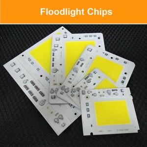 Image 3 - COB Chip LED 100W 50W 30W 20W 10W IC Thông Minh Không Cần Trình Điều Khiển LED SMD hạt Cho Pha Đèn Ngoài Trời Đèn