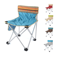 Outdoor Folding Chair Camping Portable Chair Picnic Barbecue Fishing Chair