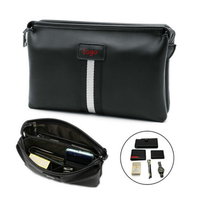 R logo Car styling For VW Tiguan POLO Golf Passat b5 b6 MK5 MK6 CC EOS Beetle For Men Handbag Stickers Car Accessories