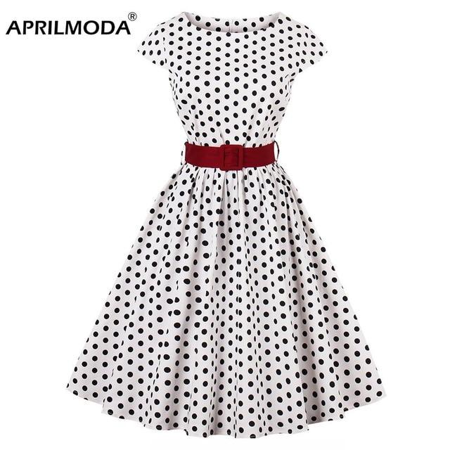 1940 Pin Up Dresses
