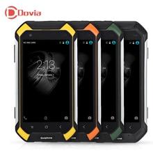 Guophone V19 4 5 Inch Android 5 1 3G Smart Phone IP68 Waterproof Shock Resistant MTK6580