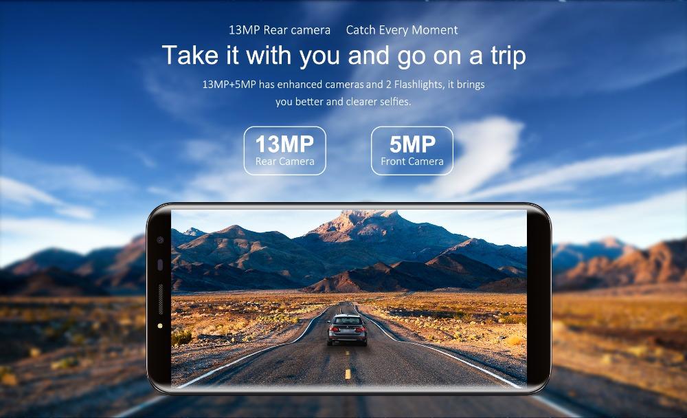 oukitel c8 Smartphone (6)