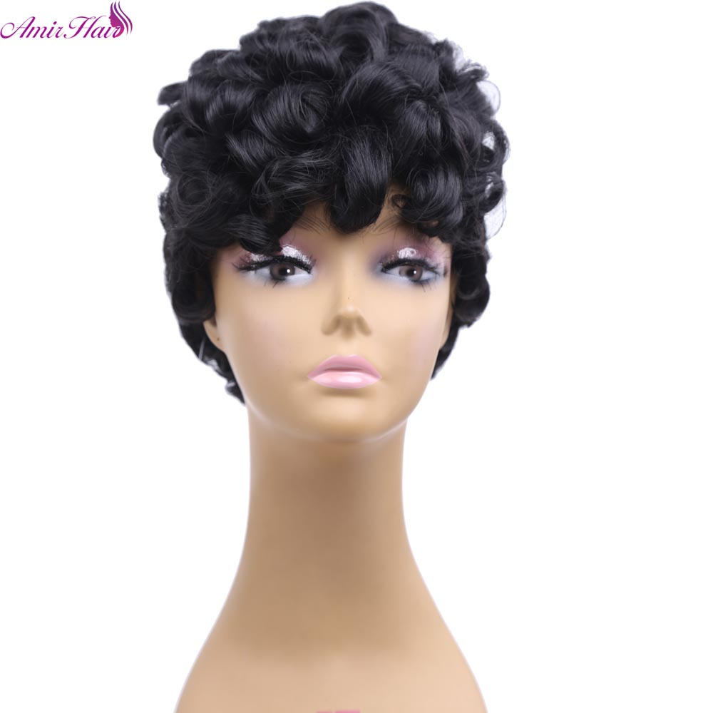 Marvelous Online Buy Wholesale African American Short Curly Wigs From China Short Hairstyles Gunalazisus