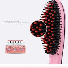 Расческа, прямые волосы артефакт не повредит силовое поколение шина автоматический выпрямитель для волос кудрявый бар прямой рулон двойной