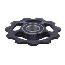 11 зуб MTB керамический подшипник Jockey колесный шкив дорожный велосипедный переключатель аксессуары YS-BUY