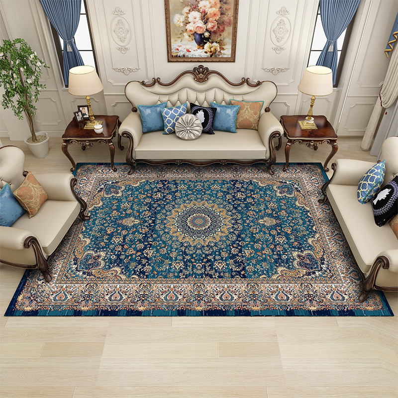 Iranian Persian Carpets For Living Room Home Bedroom Carpet Classic Sofa Coffee Table Rug Study Room Large Floor Mat Thick Rugs