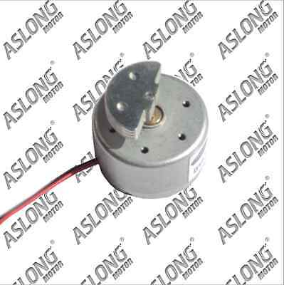 цена на RF-300 5000RPM 3V High Torque Cylinder Electric Mini DC Vibration motor