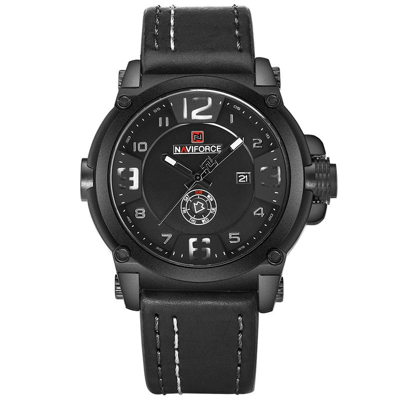2018 Top Luxury Brand Men Sports Military Quartz Watch Rectangle Leather Wristwatches Relogio Masculino Watch Men Man Watch multifunction touch screen panel remote control tv dvd watch blue rectangle pu leather men watch relogio masculino