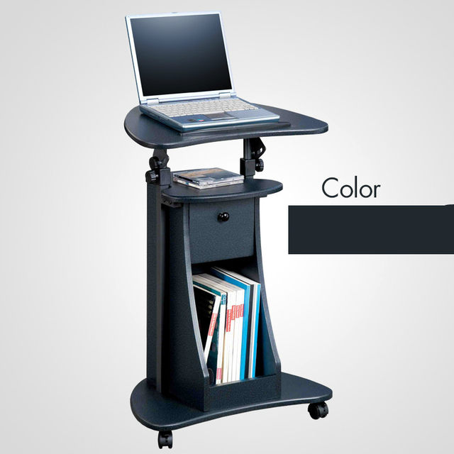 Online Shop Standing Computer Desk Mobile Vertical Desk Conference - Mobile conference table