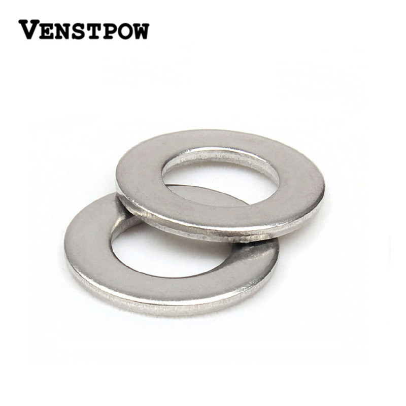 100pcs-m16-m2-m25-m3-m35-m4-m5-m6-m8-304-stainless-steel-flat-washer-plain-washer-flat-gasket