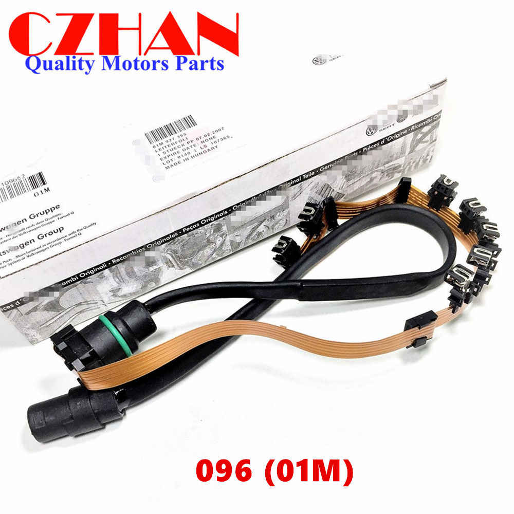 01M 096 095 G93 Automatic Transmission Internal Wiring