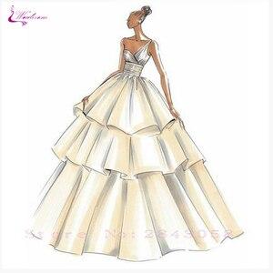Image 3 - Wulizane, enlace personalizado de vestidos de novia de acuerdo a la solicitud de Cutsomer, contáctanos