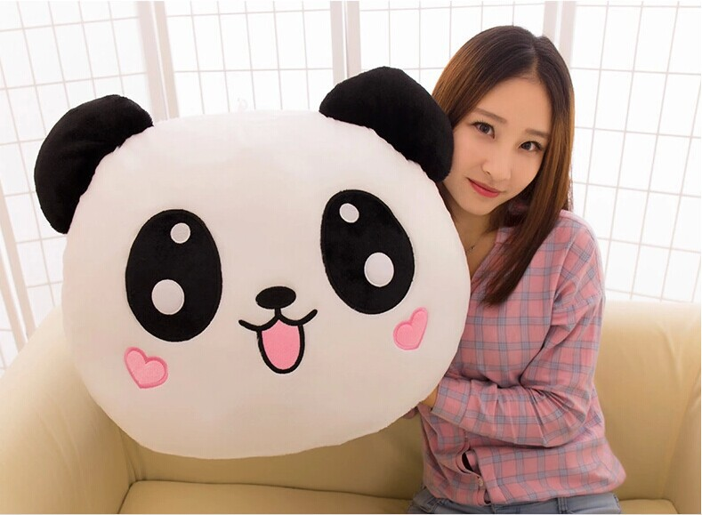 huge 100 cm prone Panda plush toy doll hugging pillow christmas gift w0578 super cute plush toy dog doll as a christmas gift for children s home decoration 20