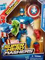 "6"" Super Hero Mashers Make Your Mash-up Captain America classic toys for boys children toy action figures"
