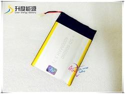 Bateria de polímero de íon de lítio 3.7 V, 606090 pode ser personalizado por atacado CE FCC ROHS MSDS certificação de qualidade