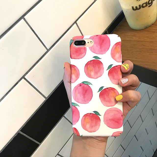 peach phone case iphone 8