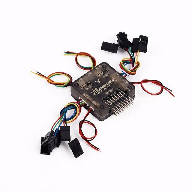 Carte de matériel de contrôleur de vol SP Pro Racing F3 Deluxe/Acro pour QAV250 QAV210 Mini 250 280 quadrirotor mieux que NAZE32