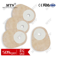 10pcs/box Disposable Colostomy Bag Ostomy Pocket One-piece Closed Stool Bag