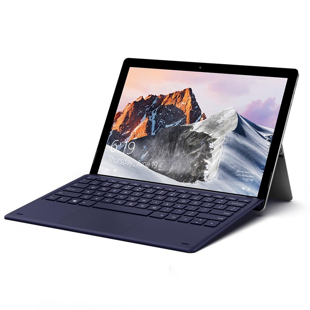 Teclast X6 Pro 2 In 1 Tablet PC 3K 12.6 Inch Windows 10 English Intel Core Dual Core 1.1GHz 8GB RAM 256GB SSD Type C USB 3.0
