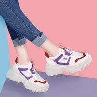 High top women's shoes Korean Harajuku shoes 2018 new old shoes women's shoes.