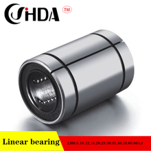 Free shipping 1piece Linear bearing LM6AJLM8AJLM10AJLM12AJLM16AJLM20AJLM25AJLM30AJLM35AJLM40AJLM50AJLM60AJ CNC
