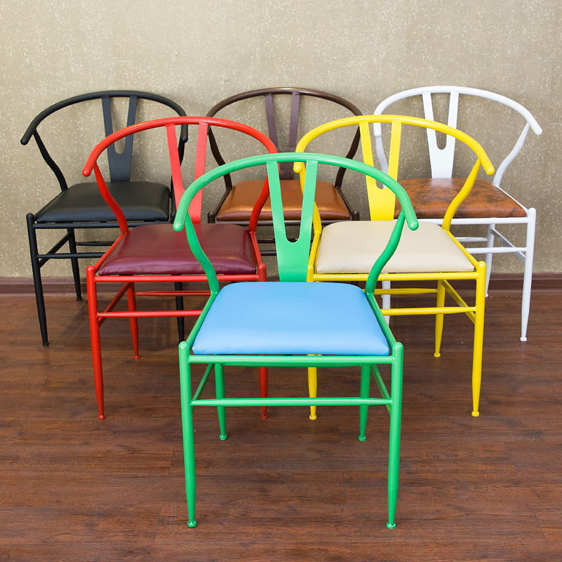 Retro Cafe Dining Chairs Minnie Mouse Table And Chair Set 3 Pc Europe Style Old Fashioned American Leisure Colorful Household Office Computer Hotel Restaurant Fashion Coffee