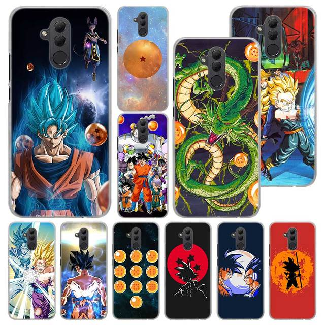 US $2 24 25% OFF Dragon Ball z goku Phone case for Huawei Mate 20 Pro Mate  10 20 Lite 9 Hard PC Cases for Huawei Mate 20 Pro Case Cover-in