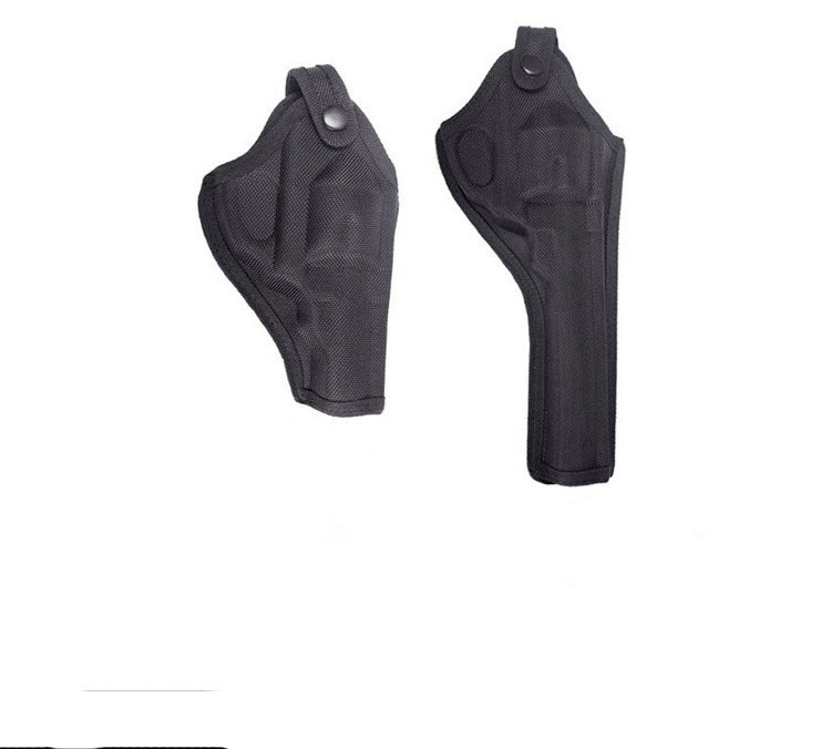 Image 4 - Oxford quick holster long pull revolver revolver gun set of set of long Oxford cloth-in Holsters from Sports & Entertainment