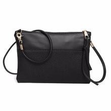 New PU Small Women Bags Women Leather Handbags Shoulder Crossbody Women Messenger Bag Handbag Bolsos Mujer Bolsas Feminina sac