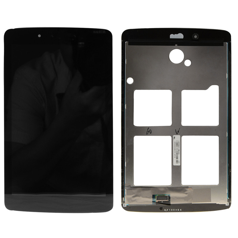 Digitizer Display Touch Panel LCD Screen Display Touch Digitizer Assembly Replacement Touch Screen For LG G Pad 7.0 V400 V410 wa20p cd [ rack panel 4pin 2contacts rack and panel]