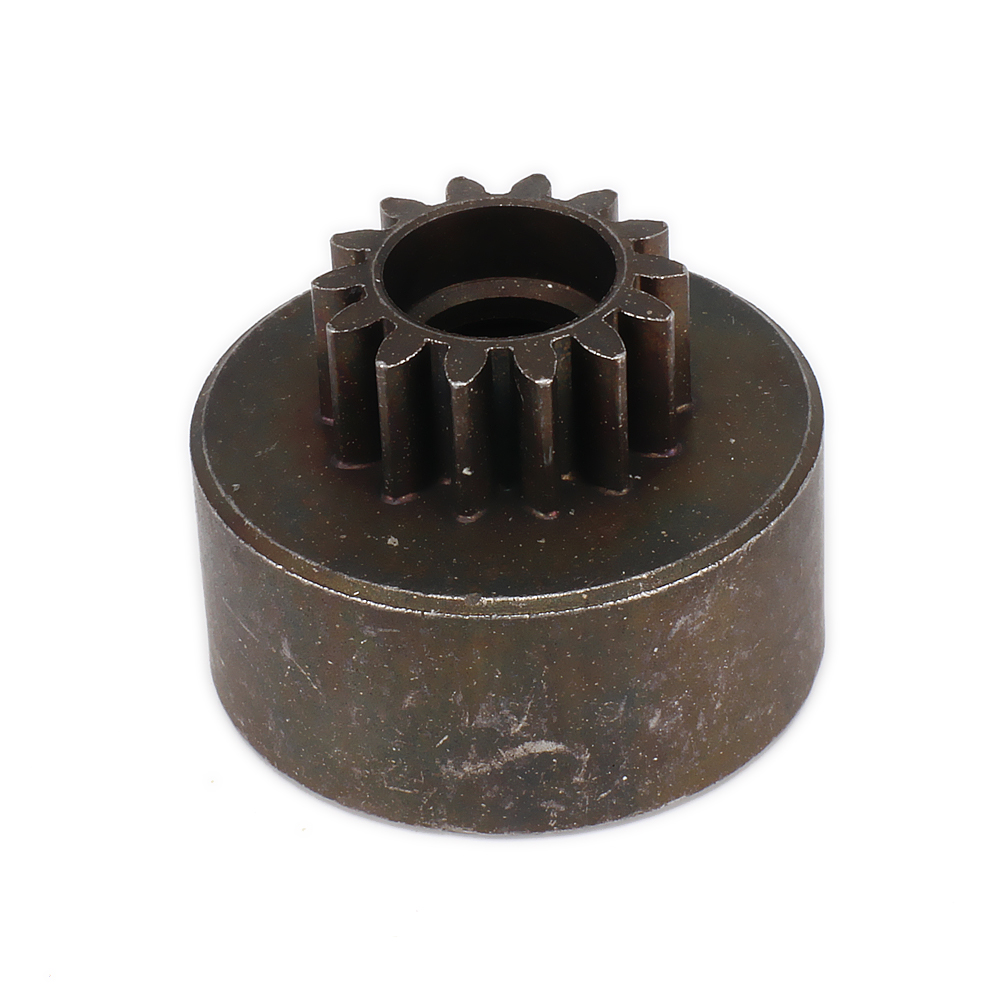 13T 14T <font><b>13</b></font> Tooth Teeth Clutch Bell Gear for 1/<font><b>8</b></font> RC Hobby Model Car HPI HSP Traxxas Axial Hi Speed Redcat Himoto Wltoys Kyosho image