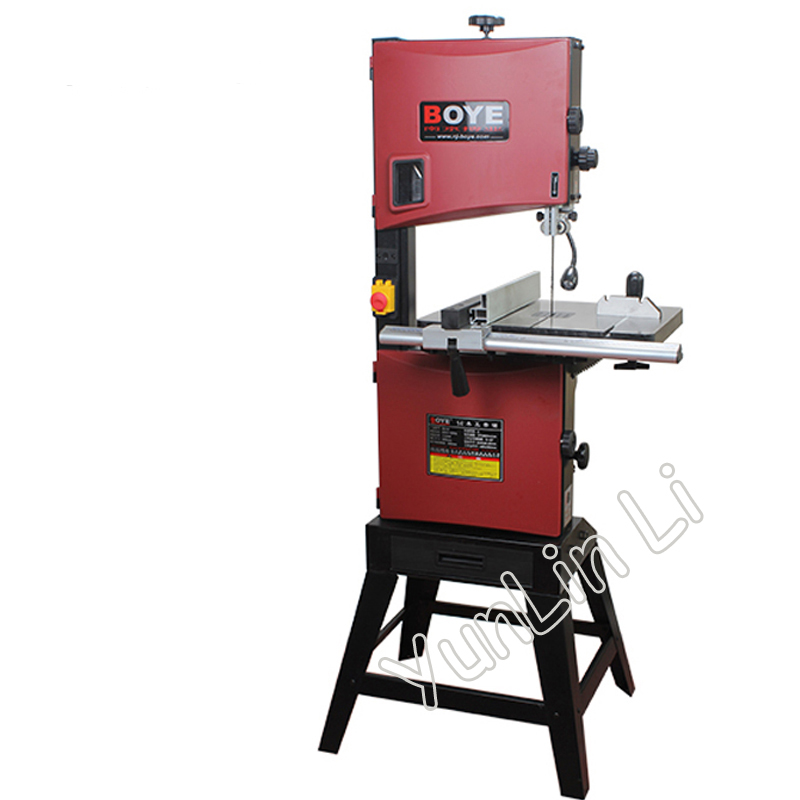 10 Inch Vertical Band Saw for Wood Electric Band Saw Machine Woodworking Table Saw MJ10 цена и фото