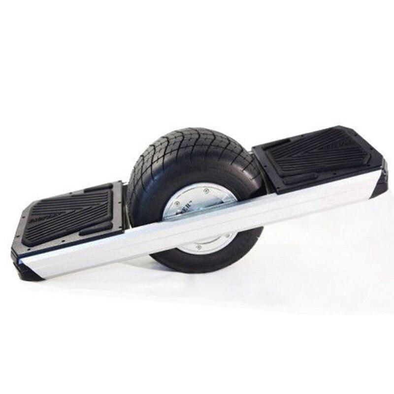 Gros pneu 10 pouces auto balance monocycle électrique une roue e scooter citycoco hoverboard trotteur
