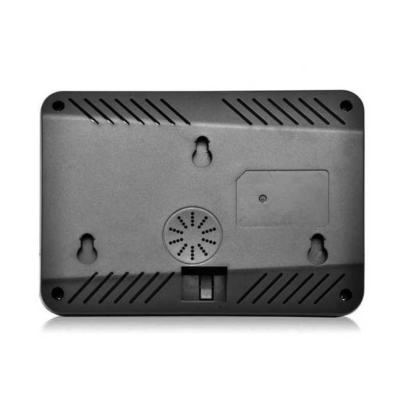 5YOA البيومترية نظام تسجيل الحضور USB قارئ بصمات الايدي الوقت على مدار الساعة الموظف جهاز التحكم الإلكترونية